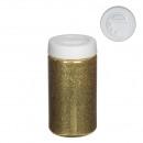 PVC mica coarse, 92gr. Tin, gold